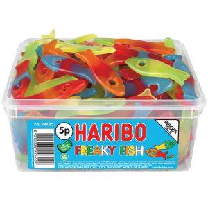 Haribo Freaky Fish